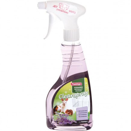 Knaagdierverzorging Clean Spray