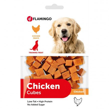 CHICKEN CUBES 85 GR