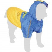 Regenjas 2In1 Dog Tex + Fleece 44Cm