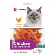 Kattensnack Chicken Soft Strip