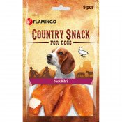 COUNTRY SNACK RIB S EEND 120GR 9ST