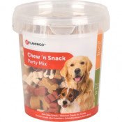 Hondensnack Chew'n Party Mix 500 gr